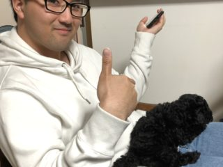 トリュフの赤ちゃん。新しい飼い主様決まりました。